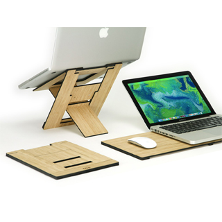 Flio Up – Laptop Stand Workstation on the Go
